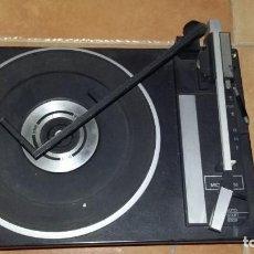 Radios antiguas: TOCADISCOS BSR.. Lote 194497227