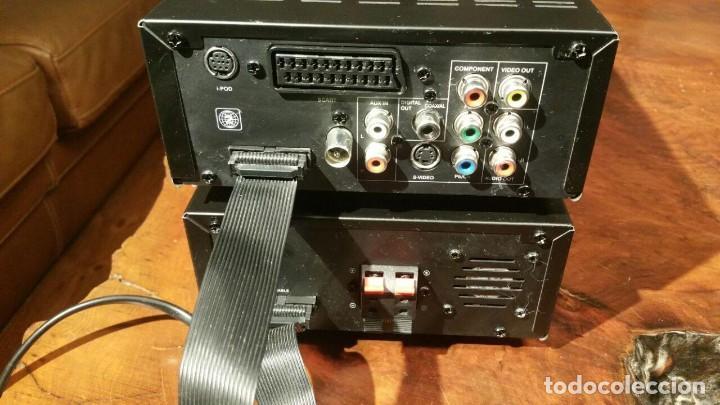 Radios antiguas: CONJUNTO VIETA VMO65OIP DE AMPLIFICADOR Y RADIO CD DVD MP3 MPG4 USB - FUNCIONANDO - Foto 5 - 194549500