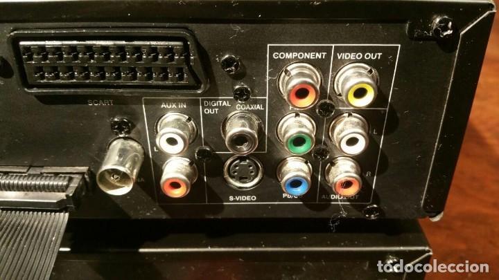 Radios antiguas: CONJUNTO VIETA VMO65OIP DE AMPLIFICADOR Y RADIO CD DVD MP3 MPG4 USB - FUNCIONANDO - Foto 6 - 194549500