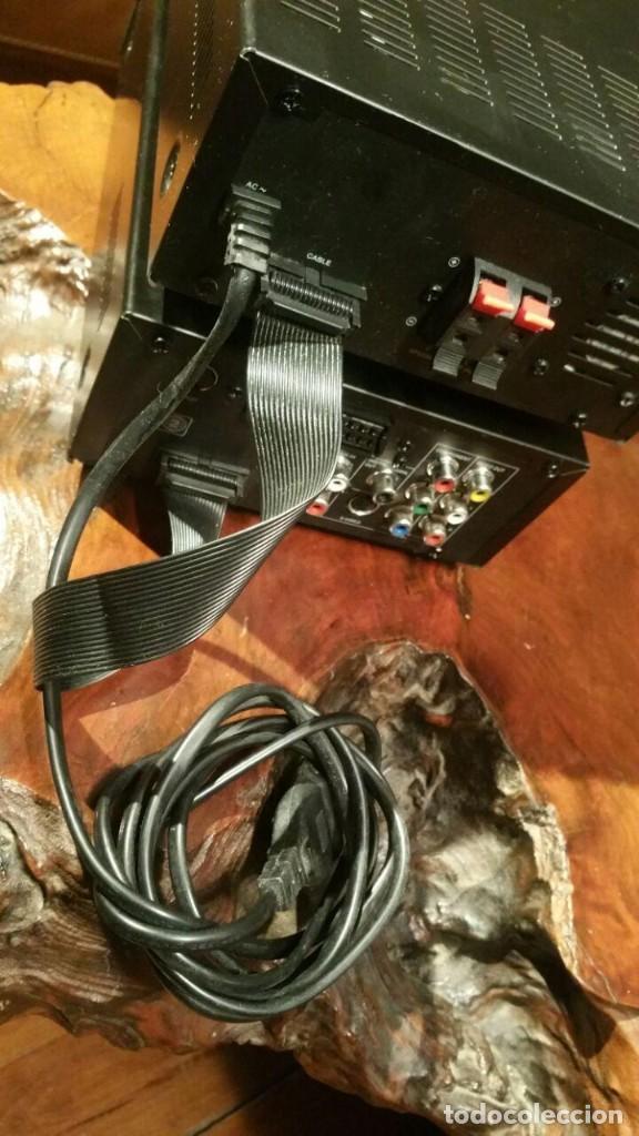 Radios antiguas: CONJUNTO VIETA VMO65OIP DE AMPLIFICADOR Y RADIO CD DVD MP3 MPG4 USB - FUNCIONANDO - Foto 10 - 194549500