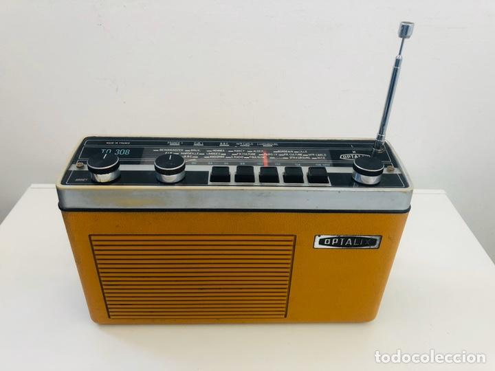 Radios antiguas: Optalix TO 308 - Foto 2 - 194550588