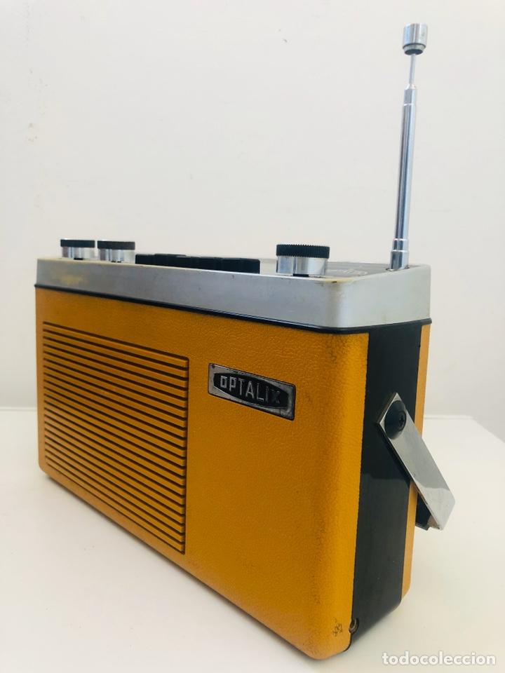 Radios antiguas: Optalix TO 308 - Foto 3 - 194550588