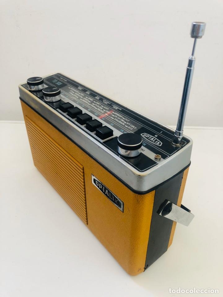 Radios antiguas: Optalix TO 308 - Foto 4 - 194550588