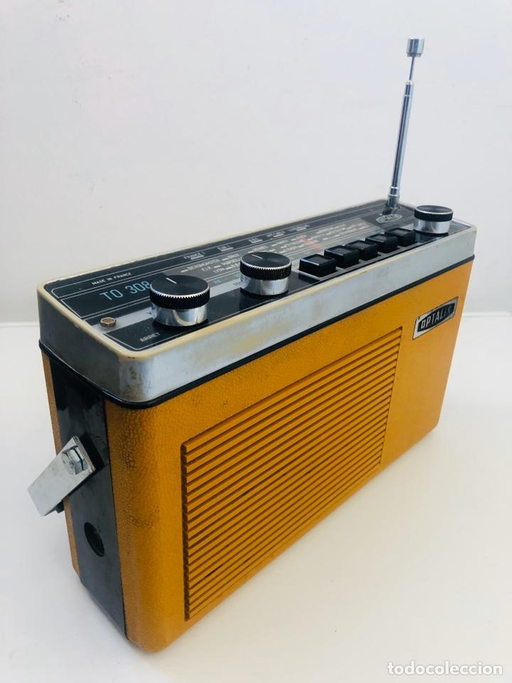 Radios antiguas: Optalix TO 308 - Foto 6 - 194550588