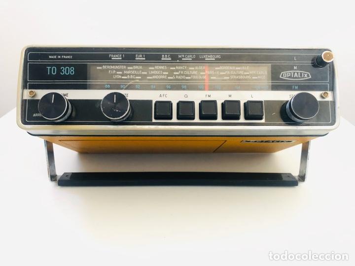 Radios antiguas: Optalix TO 308 - Foto 7 - 194550588