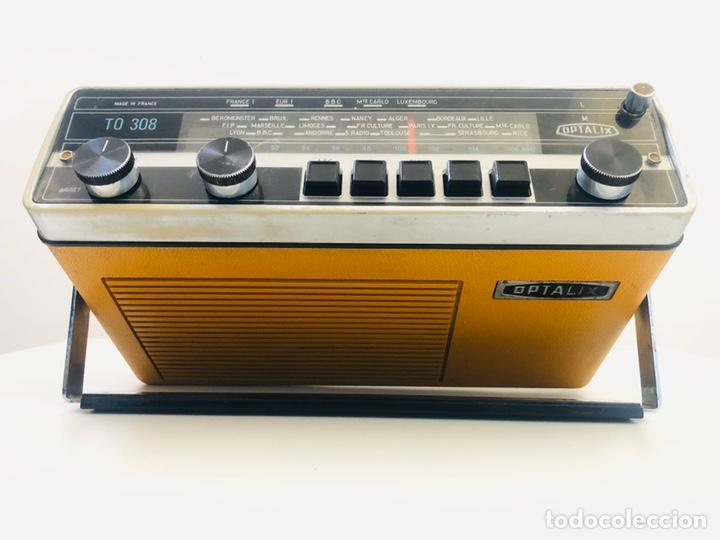 Radios antiguas: Optalix TO 308 - Foto 8 - 194550588