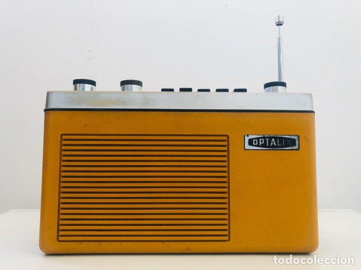 OPTALIX TO 308 (Radios, Gramófonos, Grabadoras y Otros - Transistores, Pick-ups y Otros)