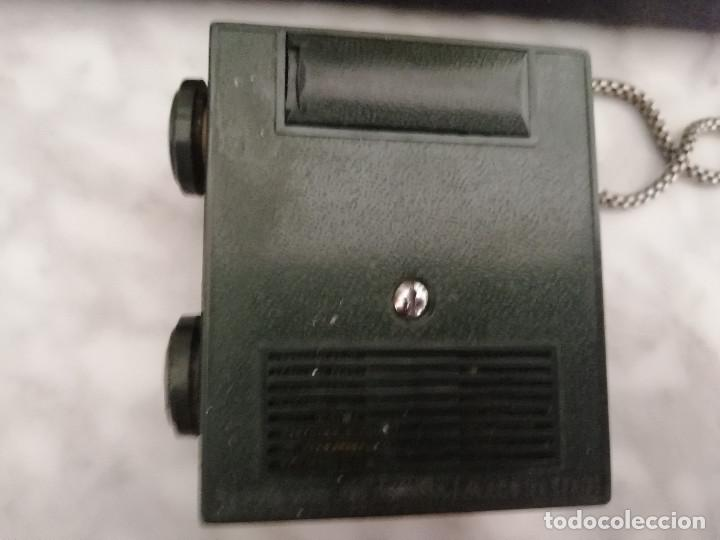 Radios antiguas: ANTIGUO MINI TRANSISTOR INTER EN SU CAJA ORIGINAL - Foto 7 - 52170096