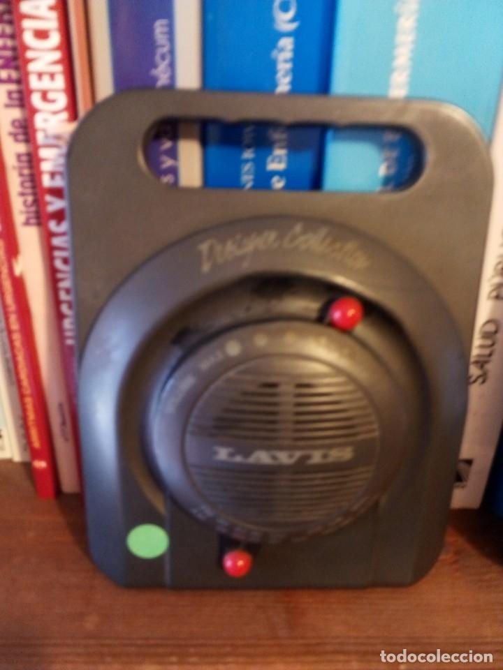 LAVIS DESIGNER COLECTION (Radios, Gramófonos, Grabadoras y Otros - Transistores, Pick-ups y Otros)