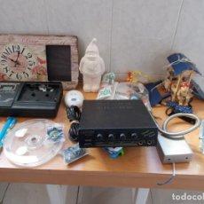 Radios antiguas: ENVIO CON TC: 7€ GRAN LOTE INTERESANTE VARIADO: WALKMAN.KARAOKE.RELOJ Y MAS COSAS...VER FOTOS!!. Lote 194765653