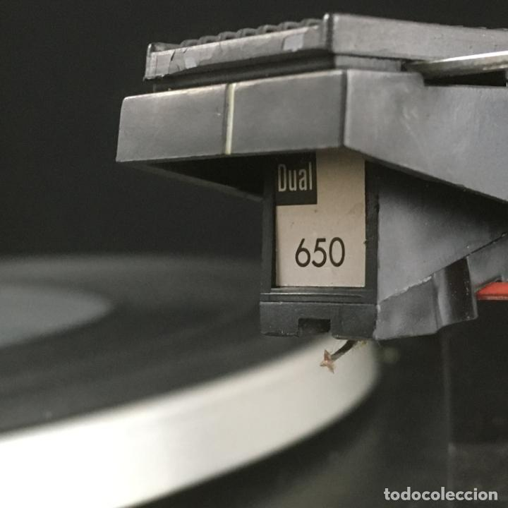 Radios antiguas: TOCADISCOS COMPACTO-BETTOR MARK 211-GIRADISCOS DUAL1211-PARA PUESTA A PUNTO - Foto 12 - 194770655