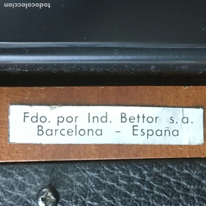 Radios antiguas: TOCADISCOS COMPACTO-BETTOR MARK 211-GIRADISCOS DUAL1211-PARA PUESTA A PUNTO - Foto 13 - 194770655
