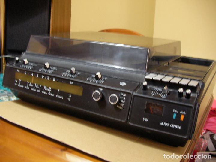 Radios antiguas: ANTIGUO RADIO PICKUP CASSETTE MUSIC CENTRE PYE MOD. 5024 FUNCIONANDO CORRECTAMENTE - Foto 4 - 194898495