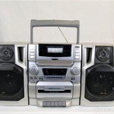 Radios antiguas: MINI CADENA SANYO. Lote 195035095