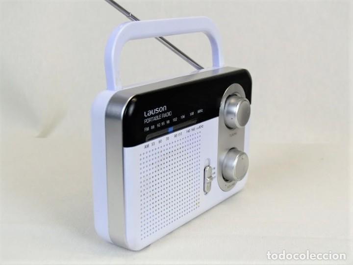 Radios antiguas: Radio portátil Lauson RN 39 - Foto 4 - 195039097
