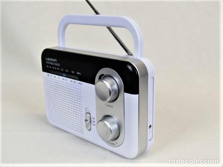 Radios antiguas: Radio portátil Lauson RN 39 - Foto 5 - 195039097