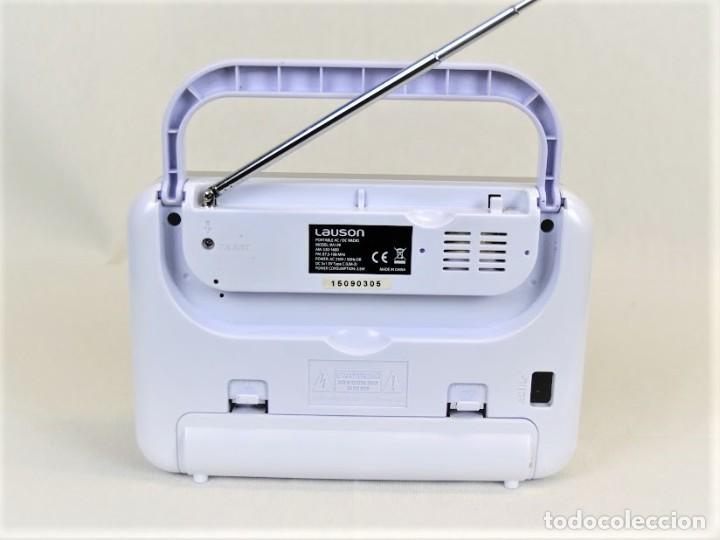 Radios antiguas: Radio portátil Lauson RN 39 - Foto 6 - 195039097