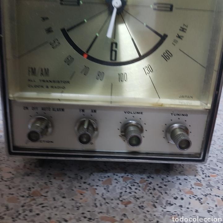 Radios antiguas: Radio pequeña antigua - Foto 3 - 195051927