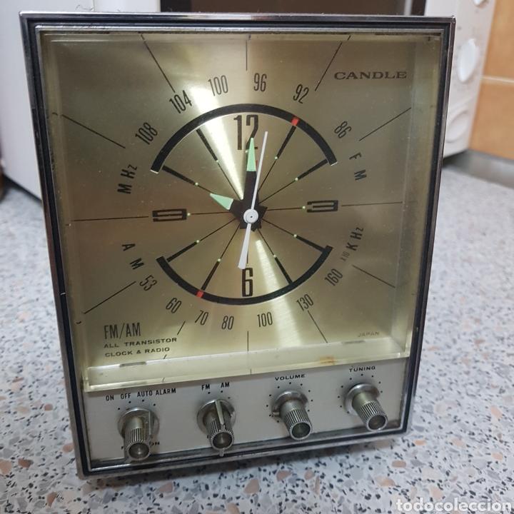 Radios antiguas: Radio pequeña antigua - Foto 4 - 195051927