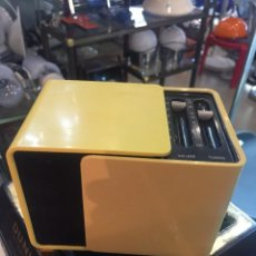 Radios antiguas: VINTAGE RADIO AM CUBO SONY MODELO TR-1825 K DEL AÑO 1970 , FUNCIONA.... Lote 195080947