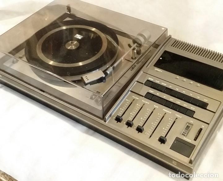 Radios antiguas: Tocadiscos Philips con radio FM - Foto 5 - 195106308