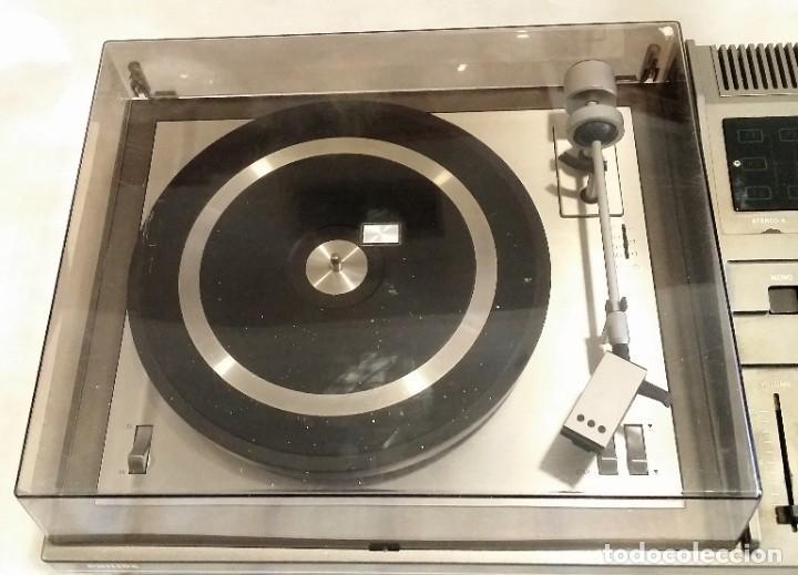 Radios antiguas: Tocadiscos Philips con radio FM - Foto 6 - 195106308