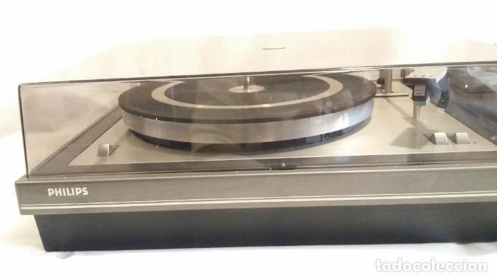 Radios antiguas: Tocadiscos Philips con radio FM - Foto 7 - 195106308