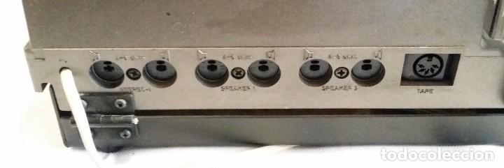 Radios antiguas: Tocadiscos Philips con radio FM - Foto 14 - 195106308
