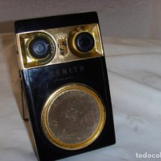 Radios antiguas: RADIO TRANSITOR ZENITH ROYAL 500 . Lote 195144238