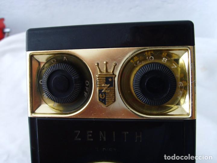 Radios antiguas: RADIO TRANSITOR ZENITH ROYAL 500 - Foto 3 - 195144238