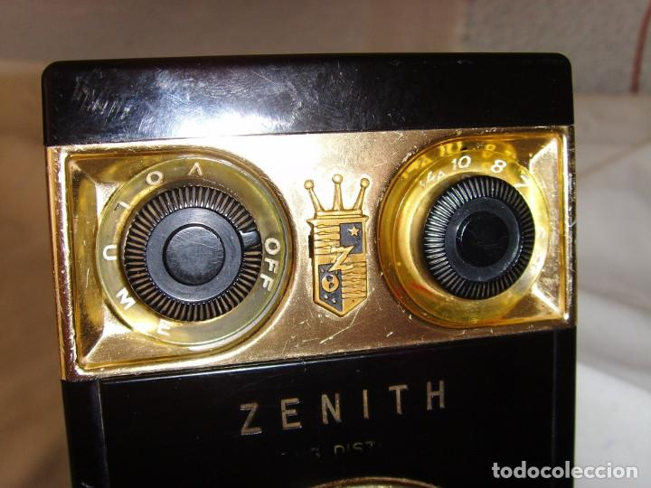 Radios antiguas: RADIO TRANSITOR ZENITH ROYAL 500 - Foto 15 - 195144238