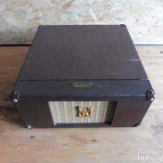 Radios antiguas: TOCADISCOS LA VOZ DE SU AMO . Lote 195159697