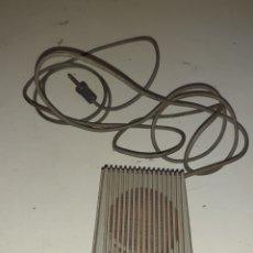 Radios antiguas: ALTAVOZ INDRA VINTAGE. Lote 195204887