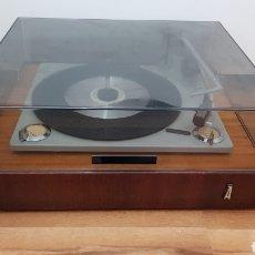Radios antiguas: TOCADISCOS ANGLO GS01 PIEZA DE MUSEO CON AGUJA DE REPUESTO. Lote 195260735