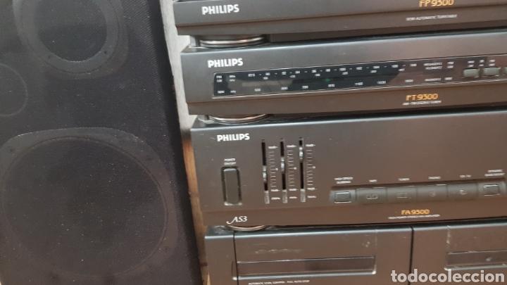 Radios antiguas: tocadiscos equipo de musica philips - Foto 5 - 195272867