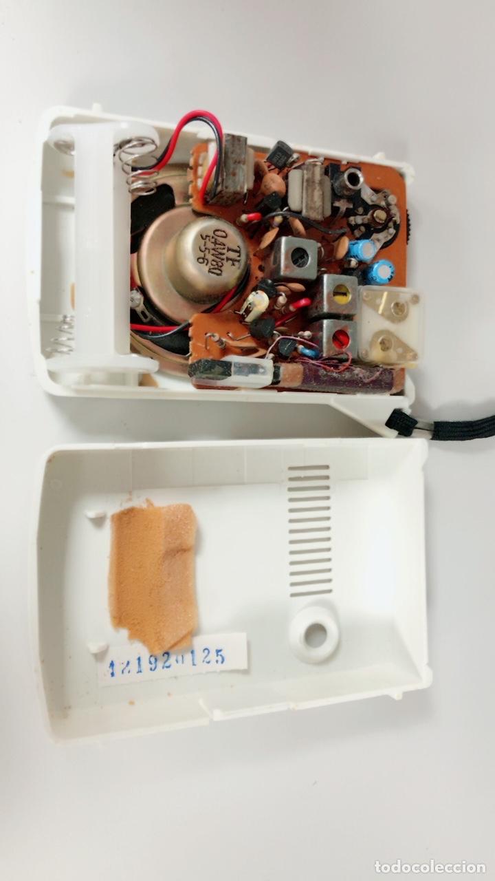 Radios antiguas: Radio Sanyo RP 1270, funciona, ver vídeo. - Foto 8 - 195323958