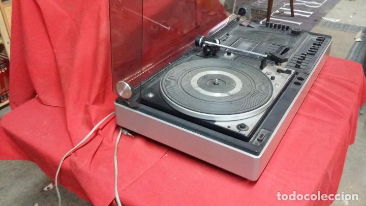 Radios antiguas: DUAL NORDMENDE COMPACT HIFI STEREO KOMBINATION 8025,funciona pero necesita repaso - Foto 6 - 195335988