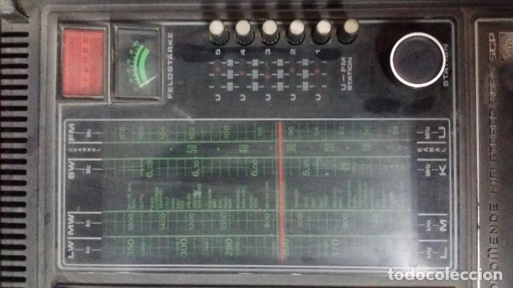 Radios antiguas: DUAL NORDMENDE COMPACT HIFI STEREO KOMBINATION 8025,funciona pero necesita repaso - Foto 9 - 195335988