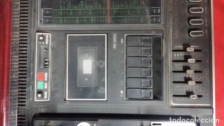 Radios antiguas: DUAL NORDMENDE COMPACT HIFI STEREO KOMBINATION 8025,funciona pero necesita repaso - Foto 23 - 195335988