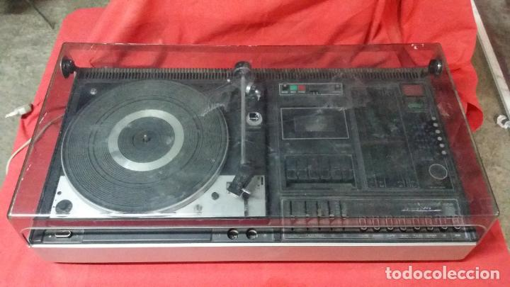 Radios antiguas: DUAL NORDMENDE COMPACT HIFI STEREO KOMBINATION 8025,funciona pero necesita repaso - Foto 24 - 195335988