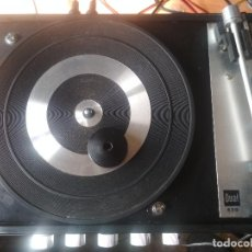 Radios antiguas: TOCADISCOS VINTAGE BETTOR 141 DUAL 430 VER FOTOS Y VIDEO PEPETO ELECTRONICA. Lote 195414058