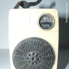 Radios antiguas: RADIO TRANSISTOR MARCA - DE WALD MOD. DW 530 MADE IN SPAIN AÑOS 60. Lote 195415013