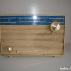 Radios antiguas: RADIO TRANSITOR ASKAR ALL TRANSISTOR TIPO AE 1113T. Lote 195468382