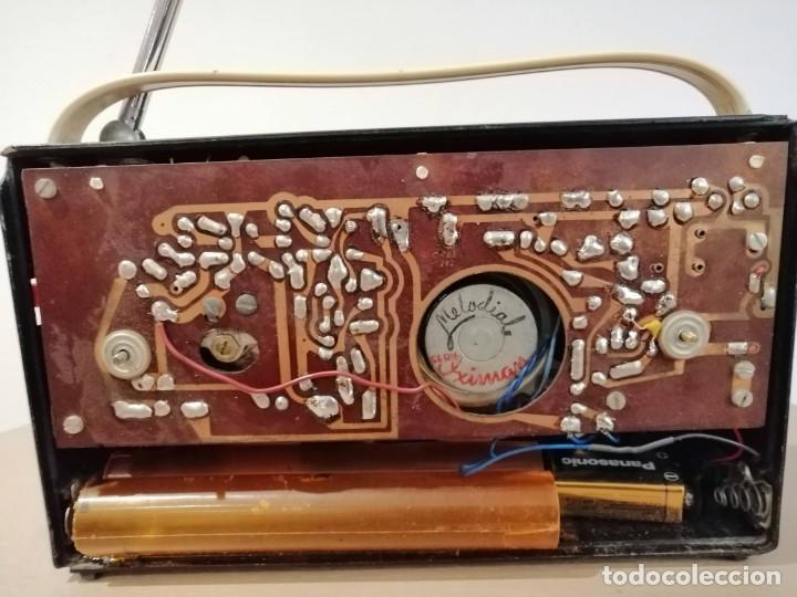 Radios antiguas: ANTIGUO RADIO TRANSISTOR MARCA *MIKADO* leer descripción!! - Foto 4 - 195512688