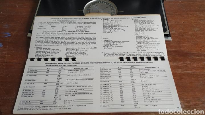 Radios antiguas: Radio Zenith trans oceanic RD7000. TOP!! - Foto 4 - 195642196