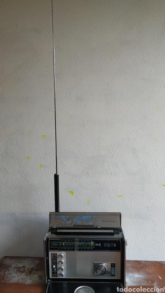 Radios antiguas: Radio Zenith trans oceanic RD7000. TOP!! - Foto 5 - 195642196