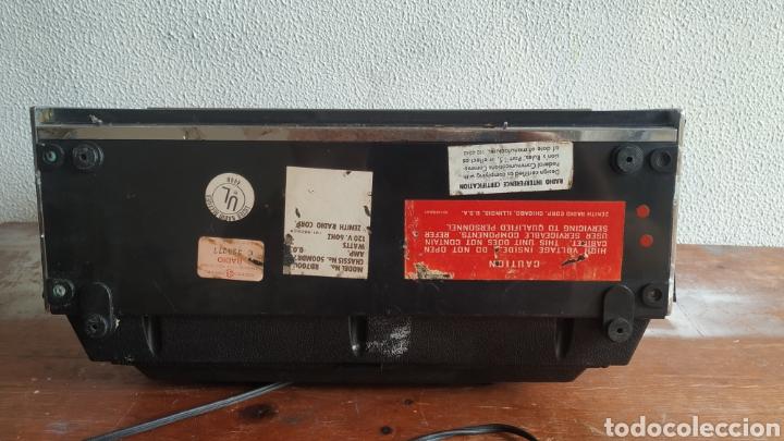 Radios antiguas: Radio Zenith trans oceanic RD7000. TOP!! - Foto 7 - 195642196