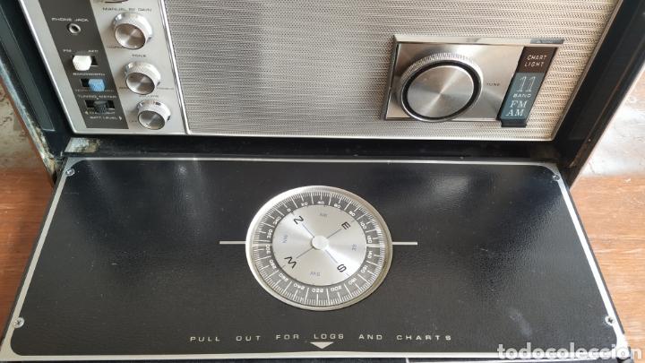 Radios antiguas: Radio Zenith trans oceanic RD7000. TOP!! - Foto 8 - 195642196