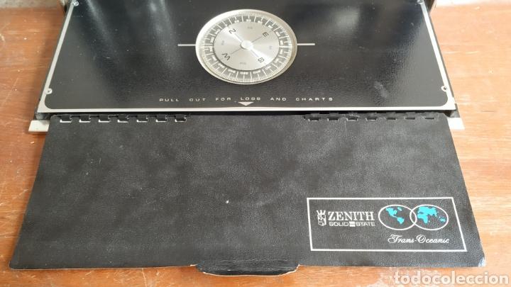 Radios antiguas: Radio Zenith trans oceanic RD7000. TOP!! - Foto 9 - 195642196