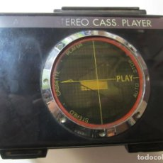 Radios antiguas: WALKMAN AM/FM STEREO CASS PLAYER . Lote 195887212